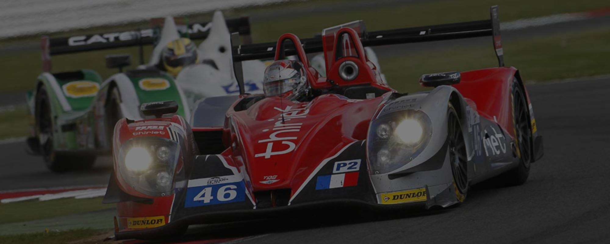 ChassisSim customer TDS Racing wins at Silverstone in the ELMS